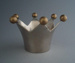 Advertising crown; Crown Lynn Potteries Limited; 1960-1989; 2009.1.380