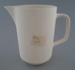 Jug - bisque; Crown Lynn Potteries Limited; 1967-1972; 2009.1.386