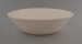 Vegetable bowl - bisque; Crown Lynn Potteries Limited; 1971-1989; 2009.1.766