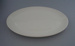 Oval plate; Crown Lynn Potteries Limited; 1975; 2009.1.1018