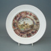 Dinner plate - mock up; Crown Lynn Potteries Limited; 1969-1989; 2008.1.119