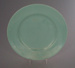 Bread and butter plate - Capri pattern; Crown Lynn Potteries Limited; 1955-1965; 2009.1.68