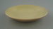Butter pat - South Pacific pattern; Crown Lynn Potteries Limited; 1965-1975; 2009.1.987