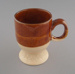 Mug- banded; Titian Potteries (1965) Limited; 1978-1985; 2009.1.595
