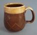 Mug - banded; Titian Potteries (1965) Limited; 1974-1980; 2008.1.1816