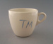 Cup - trial; Crown Lynn Potteries Limited; 1980-1989; 2009.1.1570