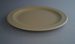 Bread and butter plate; Crown Lynn Potteries Limited; 1980-1989; 2008.1.2757