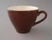 Cup - Colour glaze; Crown Lynn Potteries Limited; 1961-1975; 2009.1.616