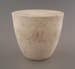 Plaster model - cup; Crown Lynn Potteries Limited; 1964-1989; 2009.1.1401