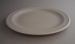 Bread and butter plate; Crown Lynn Potteries Limited; 1980-1989; 2008.1.2761