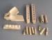 Kiln furniture and kiln furniture fragments; Gimson; 1970-1989; 2009.1.1691.1-15