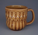 Mug - geometric; Titian Potteries (1965) Limited; 1975-1985; 2008.1.2253