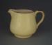 Cream jug; Crown Lynn Potteries Limited; 1961-1965; 2008.1.2691