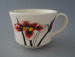 Cup - Harlequin; Crown Lynn Potteries Limited; 1981-1989; 2009.1.628
