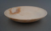 Saucer - bisque; Crown Lynn Potteries Limited; 1960-1969; 2009.1.1314