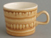 Cup; Crown Lynn Potteries Limited; 1976-1989; 2008.1.18