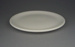 Bread and butter plate - trial; Crown Lynn Potteries Limited; 1967-1989; 2008.1.2531