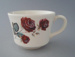 Cup - Rose Red pattern; Crown Lynn Potteries Limited; 1981-1989; 2009.1.632
