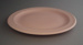 Bread and butter plate; Crown Lynn Potteries Limited; 1980-1989; 2008.1.2762