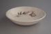 Bowl - Sonata pattern; Crown Lynn Potteries Limited; 1965-1975; 2008.1.2379