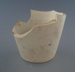 Shard from hand-potted vase; Crown Lynn Potteries Limited; 1948-1959; 2009.1.1369
