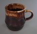 Mug - banded; Luke Adams Pottery Limited; 1973-1975; 2009.1.60