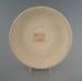 Saucer - bisque; Crown Lynn Potteries Limited; 1960-1969; 2009.1.1319