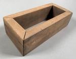 Brick mould; 1910s; 2015.33.3