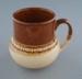 Mug - banded; Titian Potteries (1965) Limited; 1979-1985; 2009.1.584