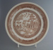 Dinner plate - trial; Crown Lynn Potteries Limited; 1983-1989; 2009.1.313
