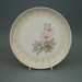 Dinner plate - floral; Crown Lynn Potteries Limited; 1982-1989; 2008.1.118