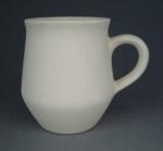 Coffee mug - bisque; Luke Adams Pottery Limited; 1968-1975; 2008.1.2727