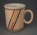 Mug - Abstract; Crown Lynn Potteries Limited; 1984-1989; 2009.1.527