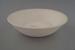 Bowl - bisque; Crown Lynn Potteries Limited; 1971-1985; 2009.1.1124