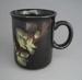 Mug - Floral; Crown Lynn Potteries Limited; 1984-1989; 2009.1.525