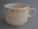 Cup; Crown Lynn Potteries Limited; 1973-1989; 2009.1.52