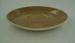 Saucer - Colour glaze; Crown Lynn Potteries Limited; 1971-1985; 2009.1.1001