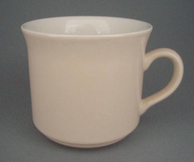 Cup - Colour glaze; Crown Lynn Potteries Limited; 1984-1989; 2008.1.1722