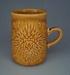 Mug - geometric; Titian Potteries (1965) Limited; 1971-1981; 2008.1.2258