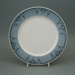 Dinner plate - trial; Crown Lynn Potteries Limited; 1988-1989; 2008.1.117