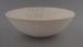 Salad bowl - bisque; Crown Lynn Potteries Limited; 1966-1989; 2009.1.1174