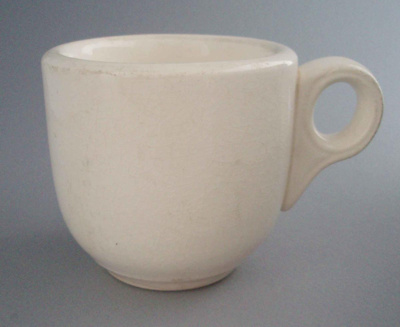 Cup; Amalgamated Brick and Pipe Company Limited; 1939-1945; 2008.1.817