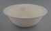 Vegetable bowl - bisque; Crown Lynn Potteries Limited; 1978-1989; 2009.1.765