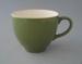 Cup - Colour glaze; Crown Lynn Potteries Limited; 1961-1975; 2009.1.609