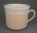 Cup - banded; Crown Lynn Potteries Limited; 1984-1989; 2008.1.1728