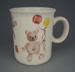 Mug - nursery; Crown Lynn Potteries Limited; 1988; 2008.1.2588