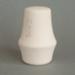 Salt shaker - bisque; Crown Lynn Potteries Limited; 1982-1989; 2008.1.132
