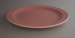 Bread and butter plate; Crown Lynn Potteries Limited; 1980-1989; 2008.1.2763