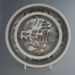 Dinner plate - trial; Crown Lynn Potteries Limited; 1983-1989; 2009.1.314
