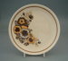 Luncheon plate - Milford pattern; Crown Lynn Potteries Limited; 1978-1989; 2008.1.93